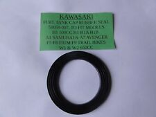KAWASAKI F5/ F8/ F9 250/350CC TRAIL BIKE MODELS FUEL TANK CAP RUBBER 51059-007