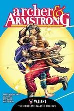 Archer & Armstrong: the Complete Classic Omnibus by Barry Windsor-smith (English