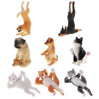 Room Office Ornament Resin Patio Decorative Statue Animal Sculpture