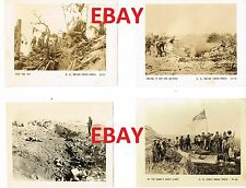 WWII RARE USMC PHOTO LOT GRAPHIC JAPANESE SOLDIERS DEAD,PACIFIC BATTLE ACTION #4