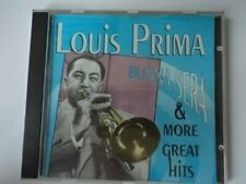 Louis Prima Buona sera & more great hits (10 tracks)  [CD]
