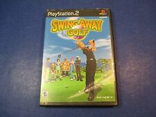PlayStation 2, Swing Away Golf, Rated E, Swing Away in Style!, 2000