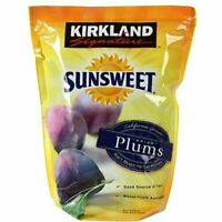 Kirkland Signature Sunsweet Pitted Dried Plums Dry Fruit 40 Serving Pack 1.59kg