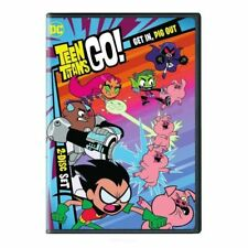 Teen Titans Go: Season 3 - Part 2 (Dvd, 2017, 2-Disc Set) New