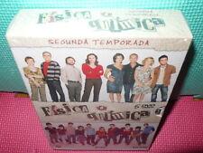 FISICA O QUIMICA - 2 TEMPORADA COMPLETA - NUEVO -  dvd