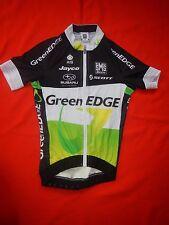 Original Pro Team Orica Green Edge First Black Edition Jersey Größe S Ultra Rar