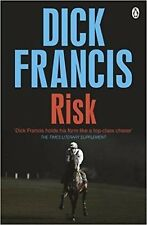 RISK BY DICK FRANCIS, PAPERBACK BOOK (A FORMAT) NEW