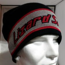 LIZARD SKINS Jacquard Beanie Black/Grey/Red
