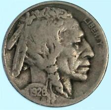 Sharp Key Date 1926-S Buffalo Nickel Coin -valuable like gold / silver - Lot E74