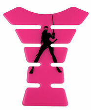 Ninja Resin Domed #Pink Tank Pad / Protector #Sword