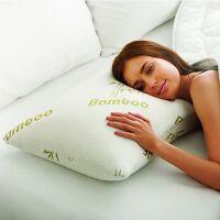 Bamboo Pillow Memory Foam Bamboo Pillow Bamboo Shredded Memory Foam Pillow Firm