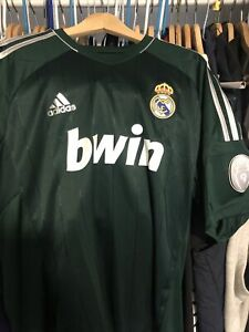 real madrid jersey Green 2012