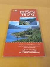 Siehe Großbritannien von Zug-die AA - 1989 Broschiert-W