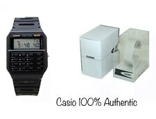 Casio Original Men's Digital Calculator Watch, Black, CA-53W-1Z New With Box