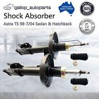 2 Front Struts Holden Astra TS Sedan Hatchback Coupe Wagon Shock Absorbers 98-04