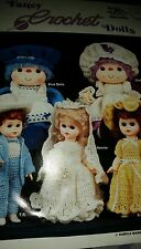 Fancy Crochet Dolls Craft Booklet