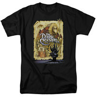 The Dark Crystal Movie POSTER Licensed Adult T-Shirt All Sizes
