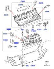 LAND ROVER GENUINE PART- BOX FUSE- Range Rover (L322)- YQE500370