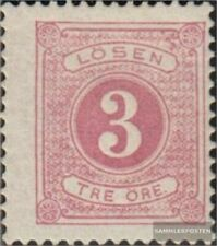 Sweden P2B with hinge 1877 Postage stamps
