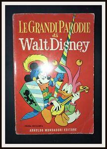 ⭐ Le Grandi Parodie di Walt Disney - CLASSICI # 3 - 1°Rist 1962 - DISNEYANA.IT ⭐