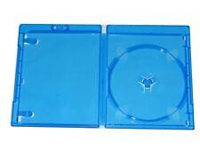 50 Amaray Bluray BD Hüllen 1fach Leer-Hülle Single für 1 Disk 170 x 135 x 11 mm
