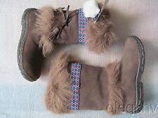 Emu Australia Champagne Boots size 7