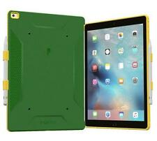 Green/Yellow Dual protection w/ Apple Smart Keyboard Case for iPad Pro 12.9
