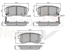 Allied Nippon Rear Brake Pad Set ADB31320  - BRAND NEW - 5 YEAR WARRANTY
