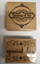 Two Stamps Special Day And Thinking Of You Mariah Johnson Studio G