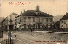 CPA  La Guerre dans les Vosges 1914-1915 - Fraize - La Mairie   (455782)