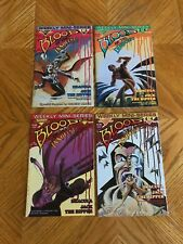 BLOOD OF THE INNOCENT 1-4 Dracula Jack Ripper complete set