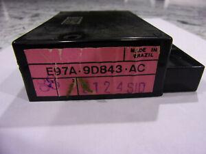 Ford Cruise Control Amplifier Module Ranger, Explorer, Bronco II,  E97A-9D843-A
