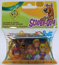 Character Bandz Scooby-Doo Gang Series 2 Elastic Bracelets 20 Pack