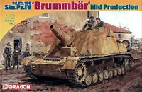 Dragon 1/72 7242 WWII German Sd.Kfz.166 Stu.Pz.IV Brummbar (Mid Production)