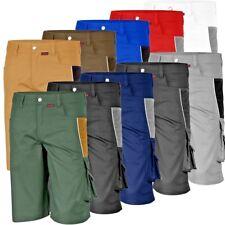 QUALITEX® Shorts 2-farbig Gr.62 kurze Arbeitshose Berufsbekleidung PRO MG 245