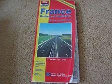 BLAY FOLDEX ROAD MAP FRANCE 1:1000000
