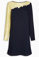 Next Blue Dress Size 16 rrp £45 LS170 FF 03