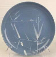 """Winfield China Blue Pacific 10.25"""" inch dinner plate vintage retro EUC H4"""