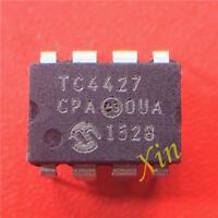 5PCS TC4427CPA DIP-8