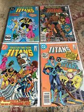 The New Teen Titans #12-59 Lot Of 40 Marv Wolfman George Perez 1980