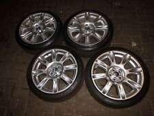 kompl. Radsatz Aluf. VW Cross Polo 9N BBS 7,5x17 ET 35 - 215/40ZR17 - 6Q0601025J