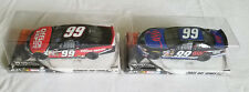 Lot of 2 Nascar 1:24 Carl Edwards #99 Office Depot / Paint Scheme & Race Day