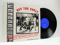 OFF THE SHELF made in australia LP EX/EX, SKANK MLP 109, vinyl, album, ska, 1989