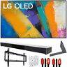 "LG OLED55GXPUA 55"" GX 4K OLED TV AI ThinQ (2020) with Stand and Soundbar Bundle"