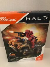 New Halo UNSC Woodland Gungoose Mega Construx Building Toy