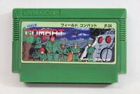 Field Combat FC Nintendo Famicom NES Japan Import US Seller SHIP FAST F1714