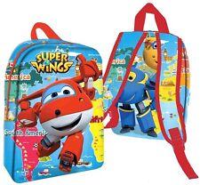 MOCHILA SUPER WINGS / Zaino - Sac à Dos Super Wings / Super Wings Backpack 32cm