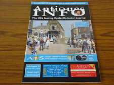 Antiques Info Magazine: 2012 July/August: Kerry Taylor, Clockwork Dolls