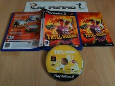 PLAY STATION 2 PS2 TOTAL OVERDOSE COMPLETO PAL ESPAÑA