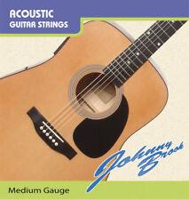 Nylon Classical Acoustic Guitar Strings - Medium Gauge - Pack of 6 Strings